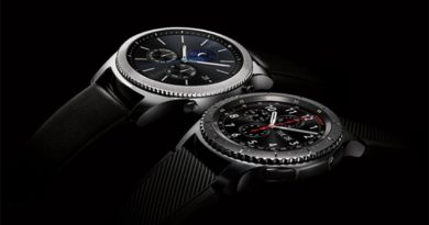 Samsung Gear S4 могут выйти под названием Galaxy Watch