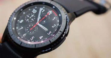 Обновление Samsung Gear S3