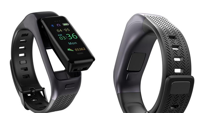 Goral выпустила фитнес-браслет с Bluetooth-гарнитурой Goral B03