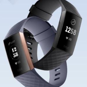 Фитнес-браслет Fitbit Charge 3