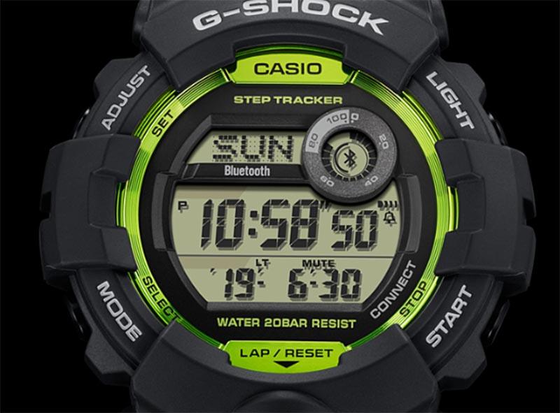 Цена и дата выпуска Casio G-Shock GBD-800