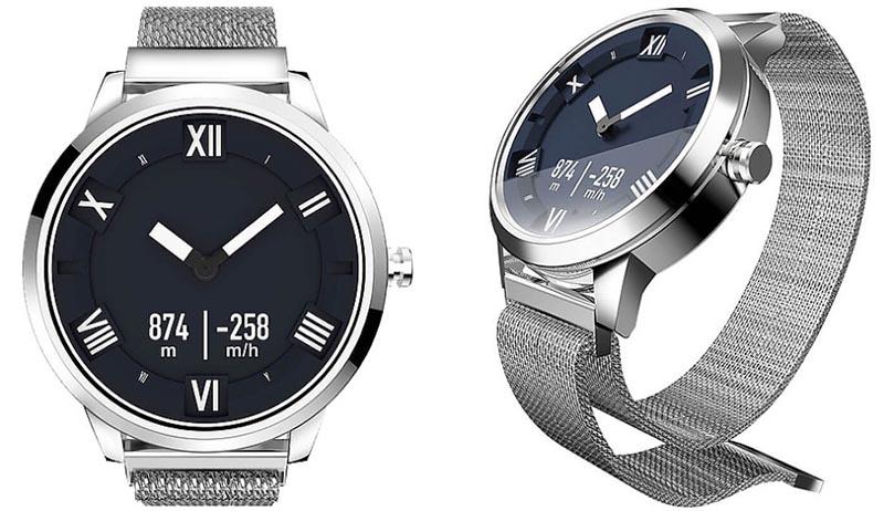 Гибридные смарт-часы Lenovo Watch X Plus