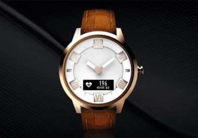 Lenovo Watch X Plus Rose Gold