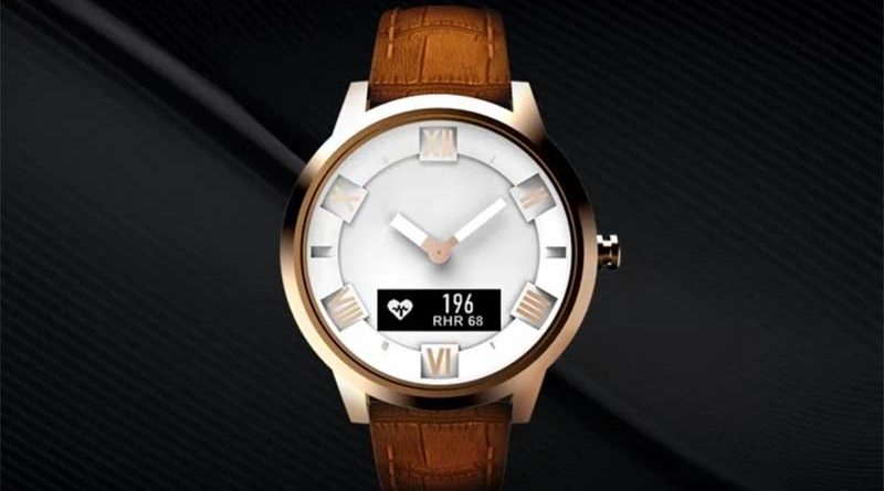 Lenovo Watch X Plus Rose Gold