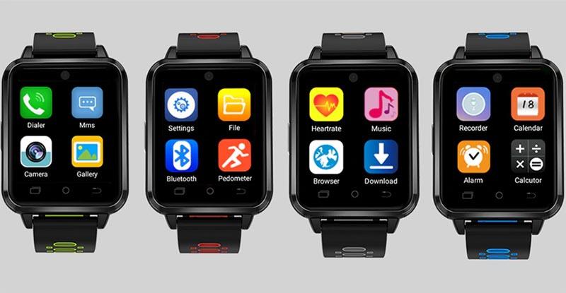 Умные часы-телефон Finow Q1 Pro