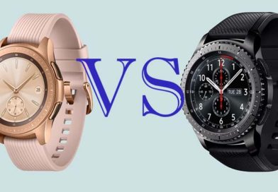 Samsung Galaxy Watch и Samsung Gear S3