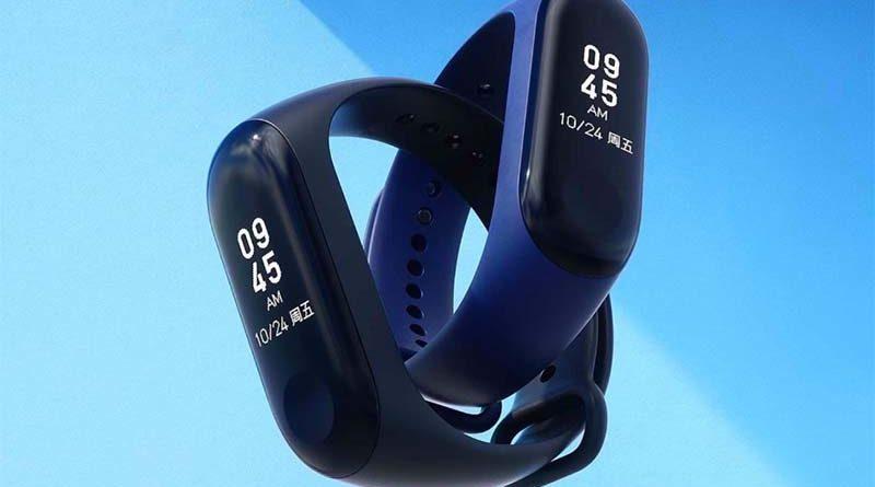 Фитнес-браслет Xiaomi Mi Band 3 с NFC