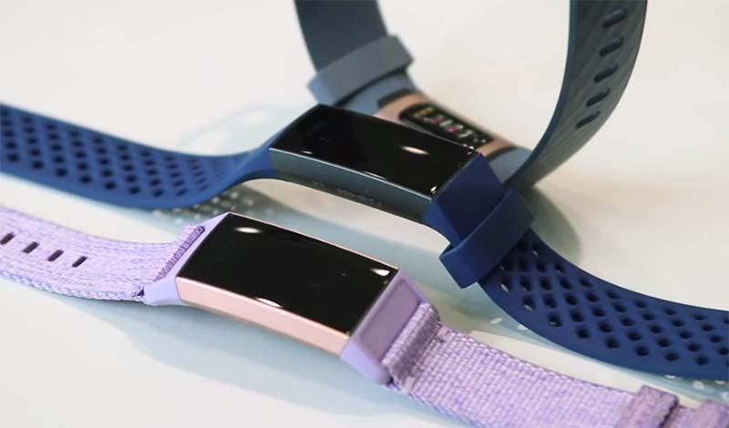 Сравнение Fitbit Charge 3 и Charge 2