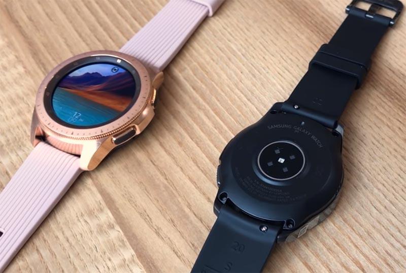 Функции и возможности Samsung Galaxy Watch
