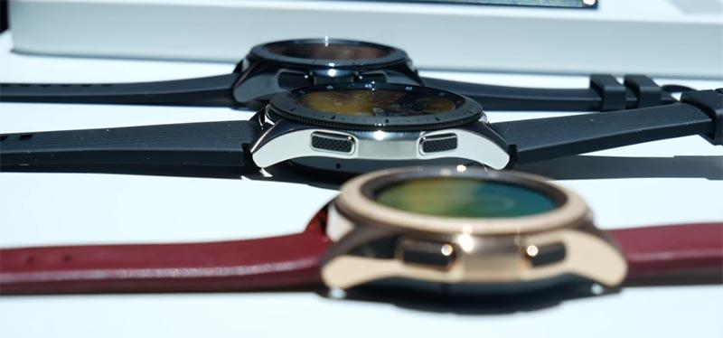 Samsung Galaxy Watch представлены официально: цена, характеристики, доступность