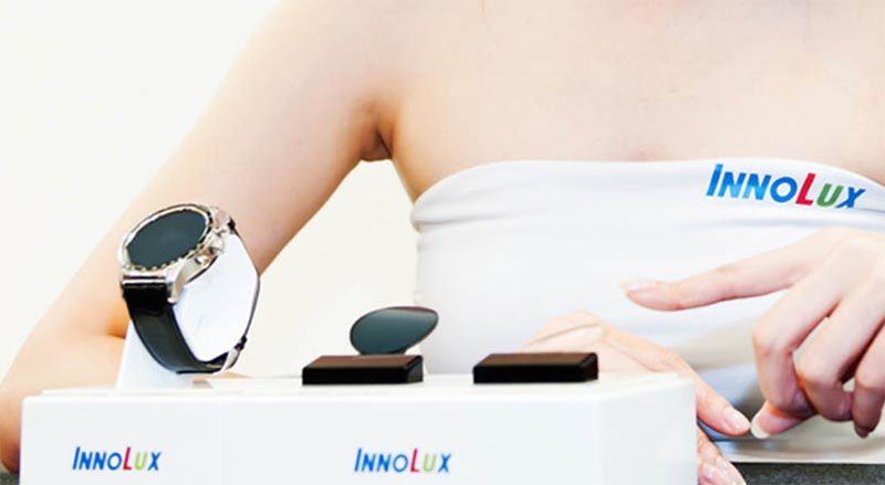 InnoLux скоро представит смарт-часы с гибким OLED-дисплеем