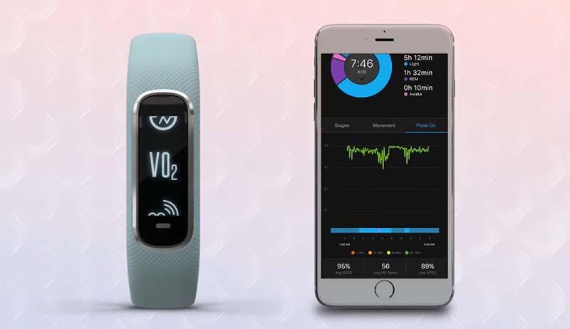 Garmin анонсировали фитнес-браслет Vivosmart 4