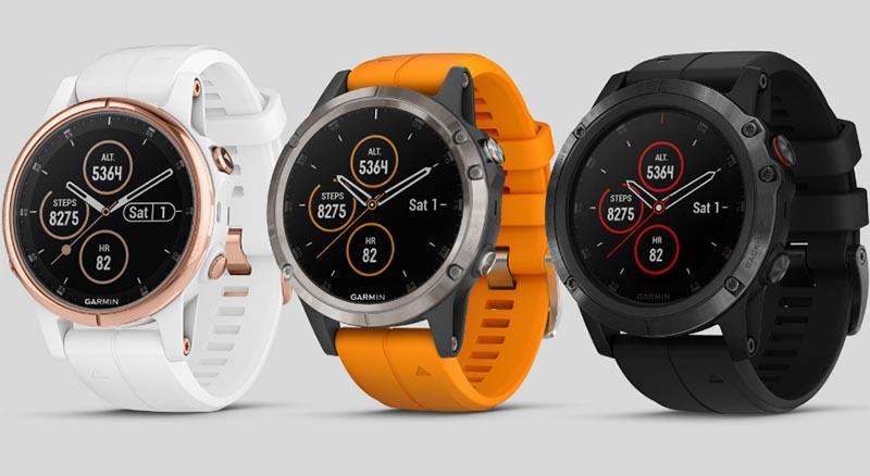 В этом году продажи умных часов Garmin выросли на 24%