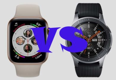 Сравнение Samsung Galaxy Watch и Apple Watch Series 4