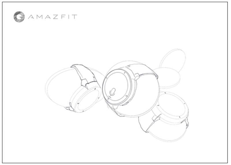 17 сентября Huami представит умные часы Amazfit X 1