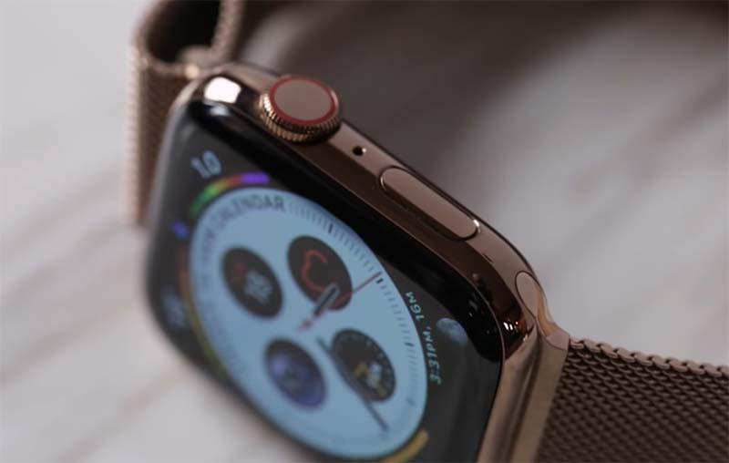 Apple Watch Series 4 и Samsung Galaxy Watch: Дизайн