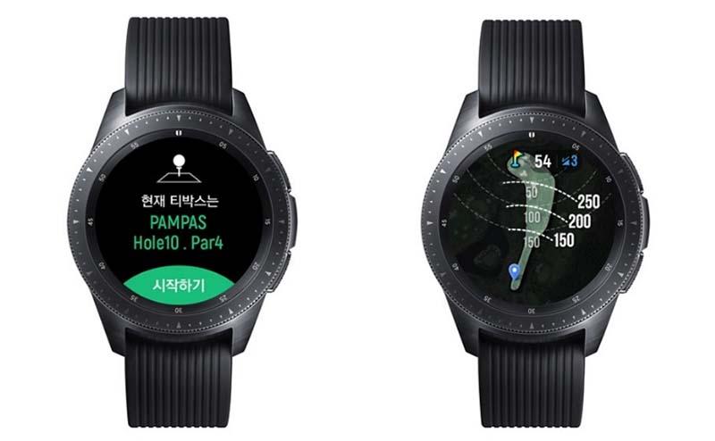 Samsung представили Galaxy Watch Golf Edition для гольфистов