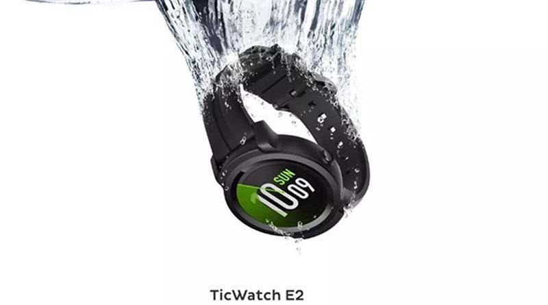 Mobvoi Ticwatch E2
