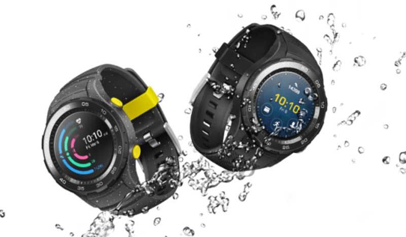 Характеристики Huawei Watch GT