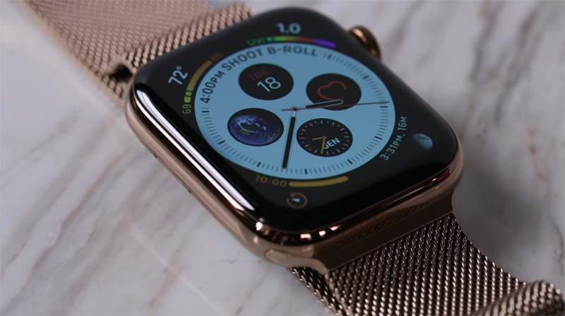 Apple Watch Series 4 против Samsung Galaxy Watch