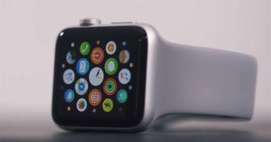 Apple Watch Series 4 в России