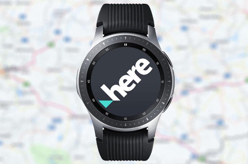 Here WeGo Maps