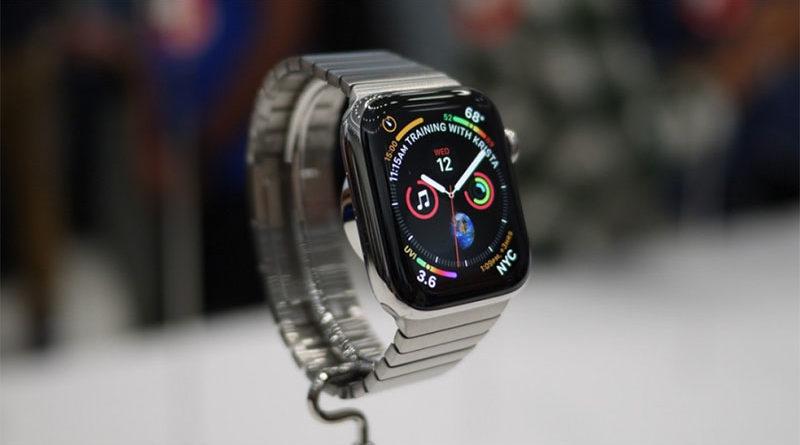 Apple Watch Series 4: цена, особенности, цвета и дата начала продаж