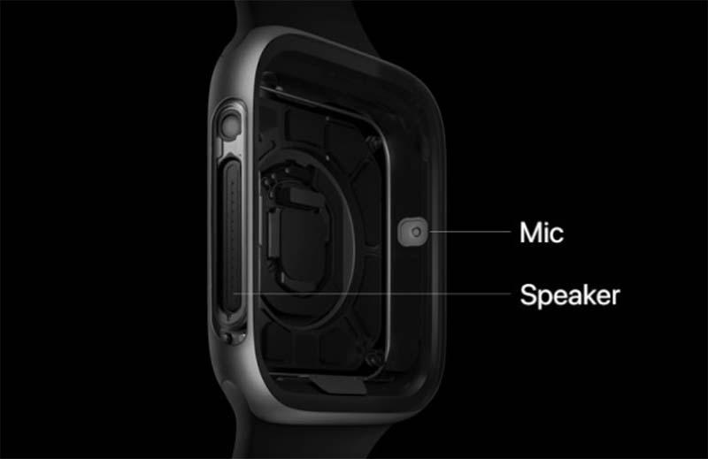 Apple Watch Series 4 и Watch Series 3