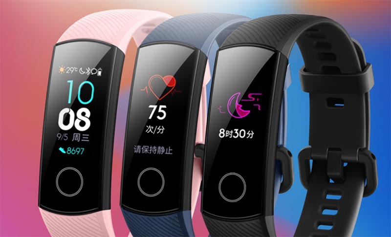 Honor Band 4 vs Xiaomi Mi Band 3: Дизайн и экран