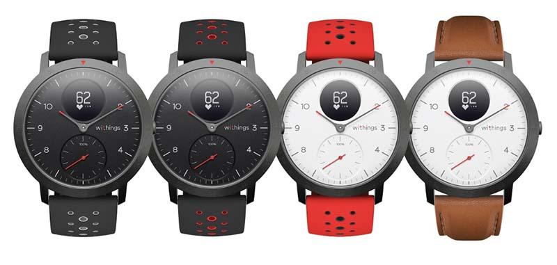 Withings Steel HR Sport: новые гибридные смарт-часы с VO2 Max и 25 днями автономности