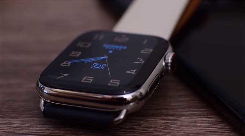 Apple завалили заказами на умные часы Watch Series 4