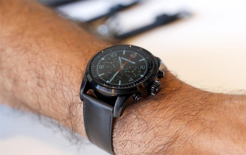 Montblanc Summit 2 будут первыми часами с чипом Snapdragon Wear 3100