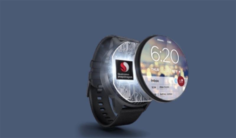 Qualcomm представила новый процессор Snapdragon Wear 3100 для умных часов