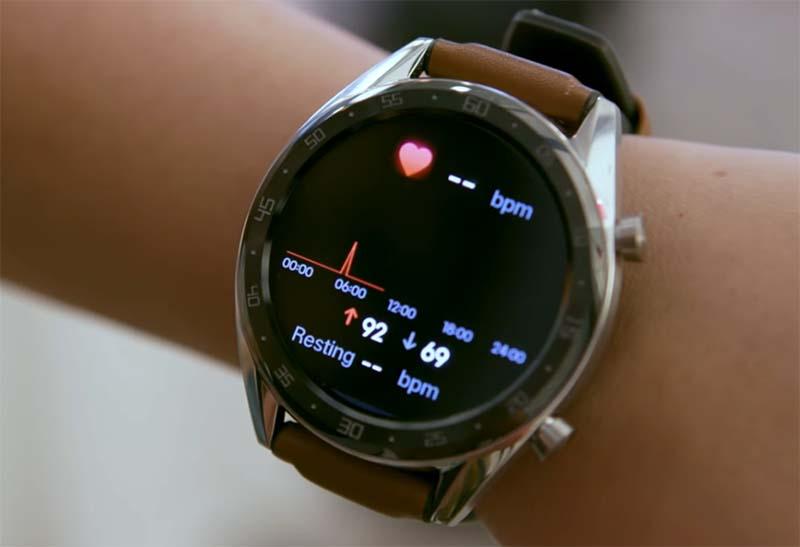 Первые впечатления от Huawei Watch GT