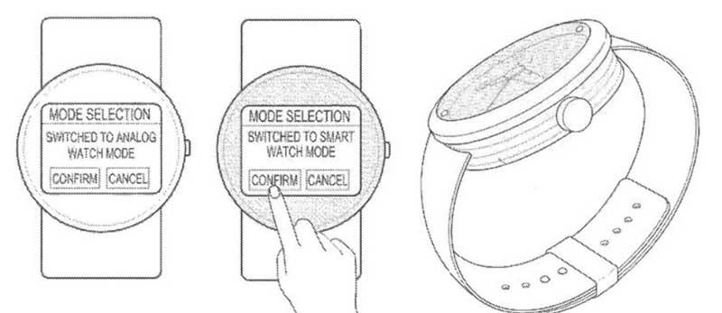 Когда ждать выхода гибридных умных часов Samsung?