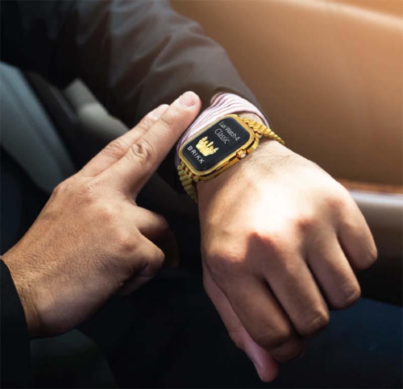 Lux Watch 4 - Apple Watch Series 4 с ценой до миллиона долларов 1