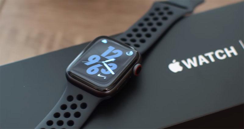 Apple Watch Series 4 Nike+ поступили в продажу