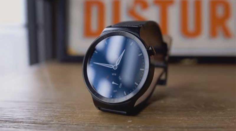 Huawei Watch  и Watch 2 получили новое обновление Wear OS