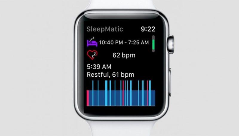 Sleep Tracker от Sleepmatic