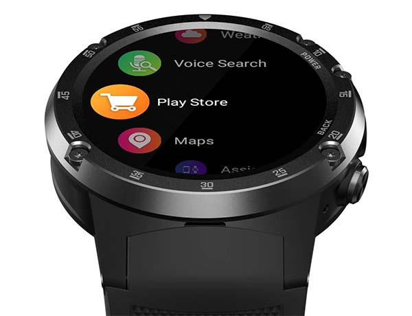 Смарт-часы Zeblaze THOR 4 Plus с GPS, 4G и 5 МП камерой доступны для предзаказа