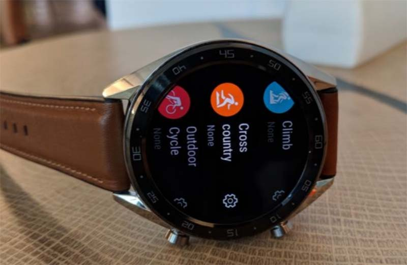 Обзор часов Huawei Watch GT: продвинутое отслеживание активности и неплохая автономность