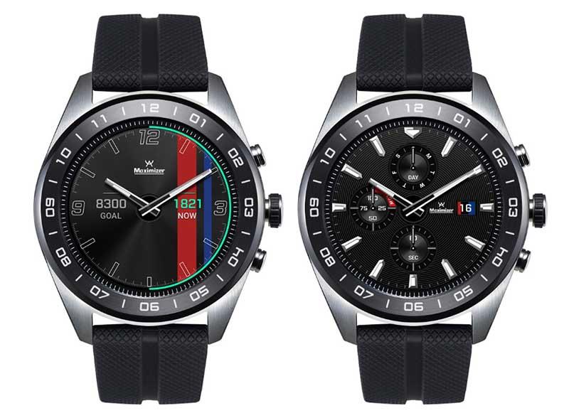 LG Watch W7 представлены официально, как первые гибридные часы компании