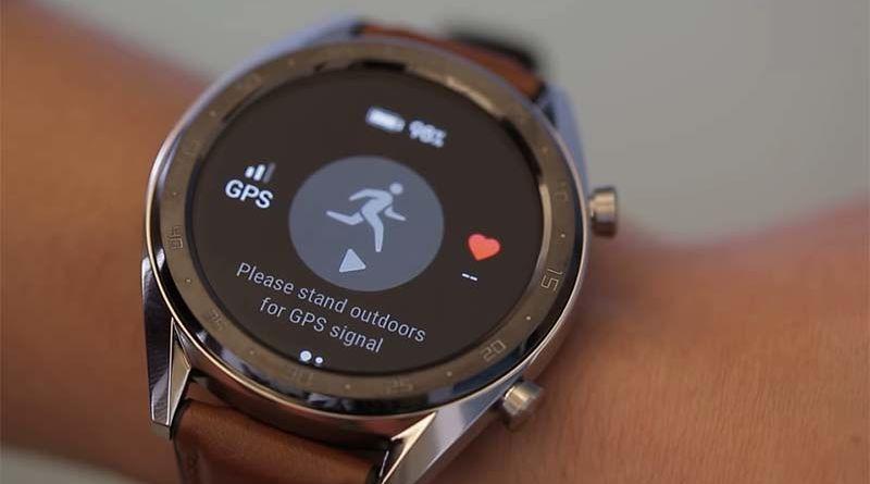 Huawei Watch GT и Huawei Band 3 Pro