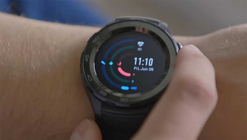 Huawei Watch и Watch 2 получили новое обновление операционной системы
