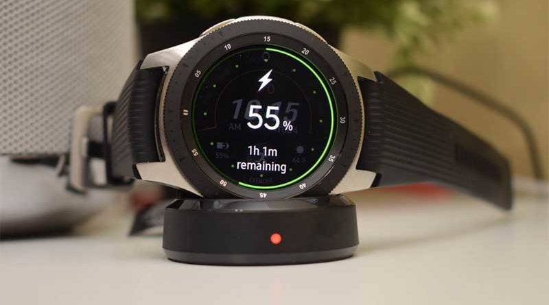 Перегрев Samsung Galaxy Watch
