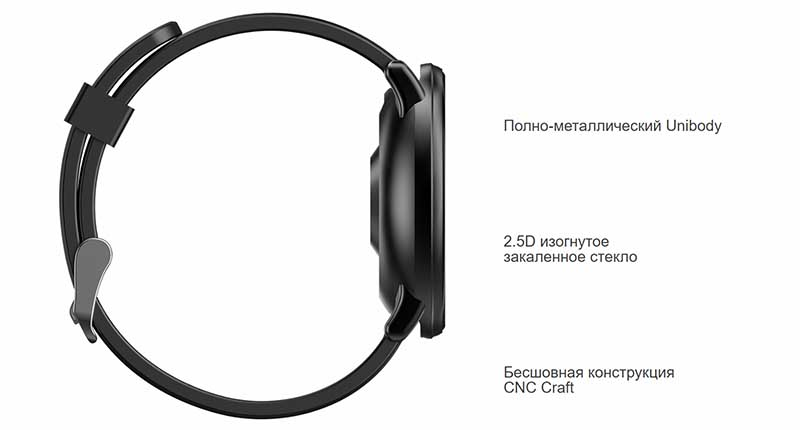 Фитнес-часы UMIDIGI Uwatch представлены официально 1