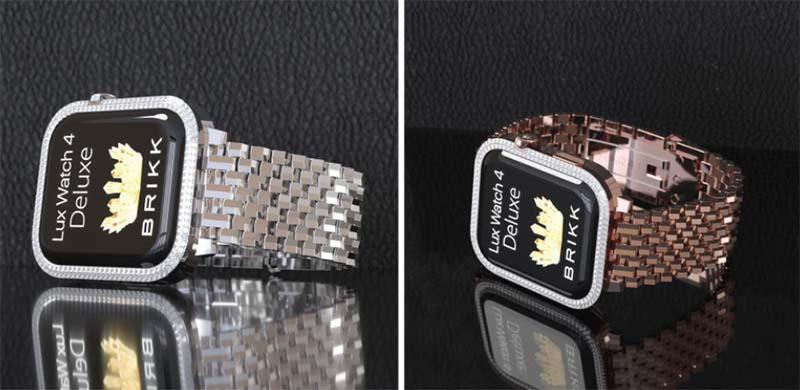 Золотые Apple Watch Series 4