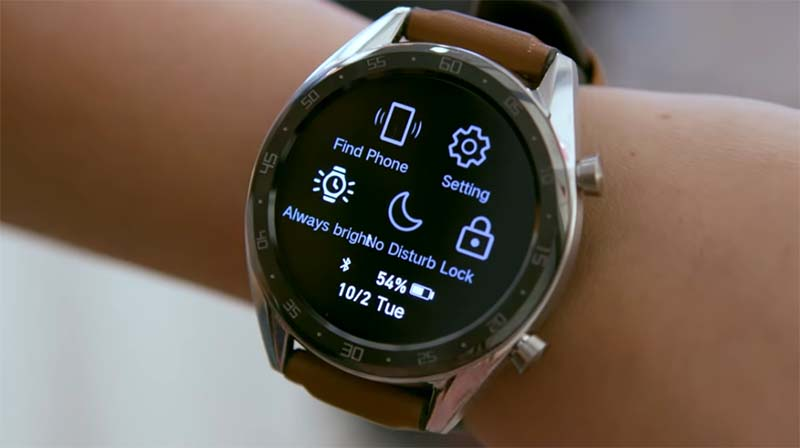 Huawei Watch GT и Honor Watch Magic: сравнение характеристик