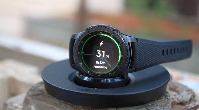 Быстро разряжается батарея Samsung Gear S3