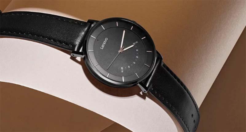 Гибридные смарт-часы Lenovo Watch S